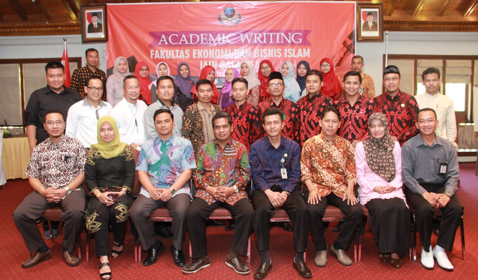 FEBI Gelar Workshop Academic Writing