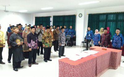 Pelantikan Dekan FEBI IAIN Salatiga Periode 2019-2023